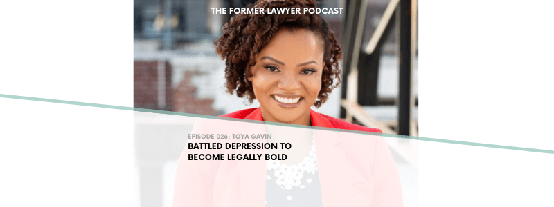 026 Toya Gavin: Battled Depression to Become Legally Bold