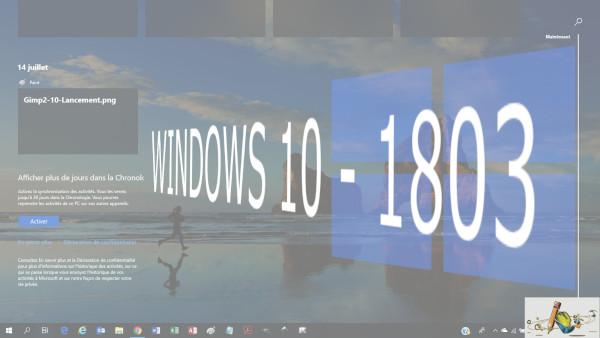Nouveautés Windows