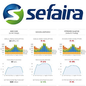 Sefaira: Cloud-Based Early Design Performance Analysis for Revit and SketchUp