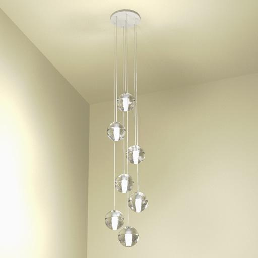 Bocci 14 Pendant Light Model