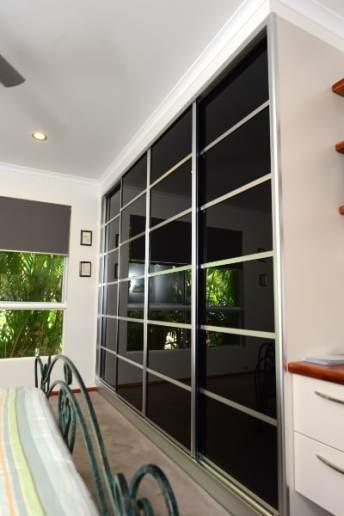 Black-Glass-Six-Panel-Wardrobe-Doors-