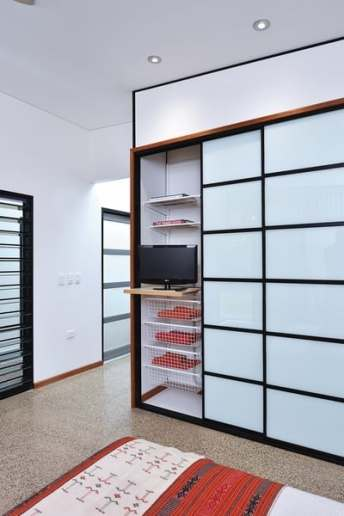 Six panel Shoji Style Doors