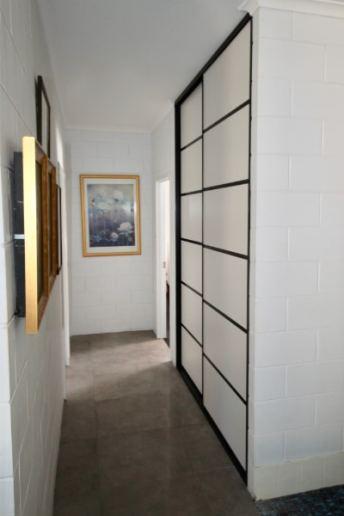 Hallway Multi Panel Cupboard
