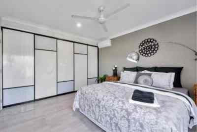 White Wardrobe Sliding Wall Northcrest