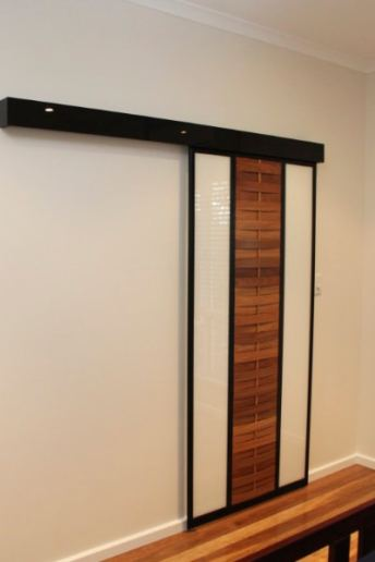 Spotted Gum Barn Door