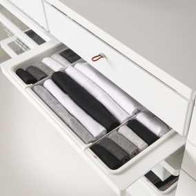 white bedroom wardrobe pull out shelves