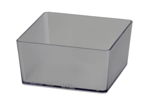 Square Box for Bucket Shelf