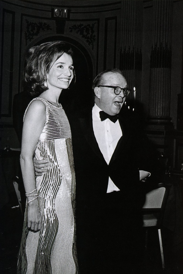 Image result for truman capote and peggy lee