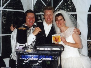 Wedding at Fess Parkers' Wine & Spirits