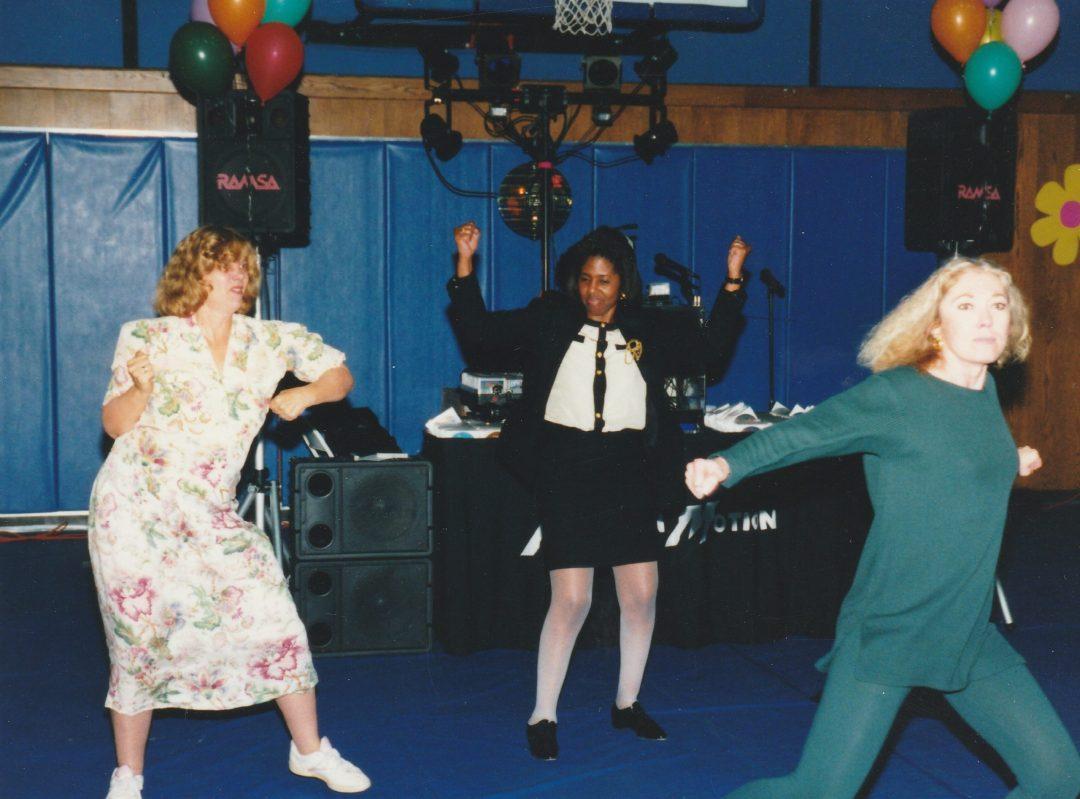 Dance competition in Sacramento