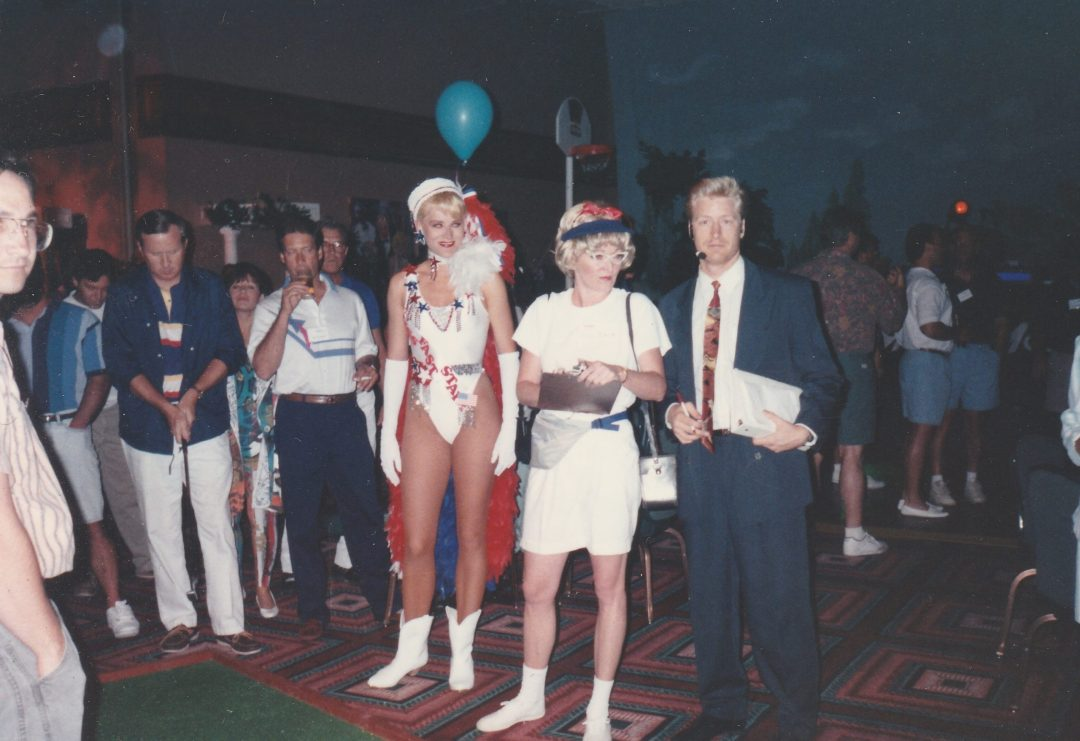 Harrah's Lake Tahoe business event
