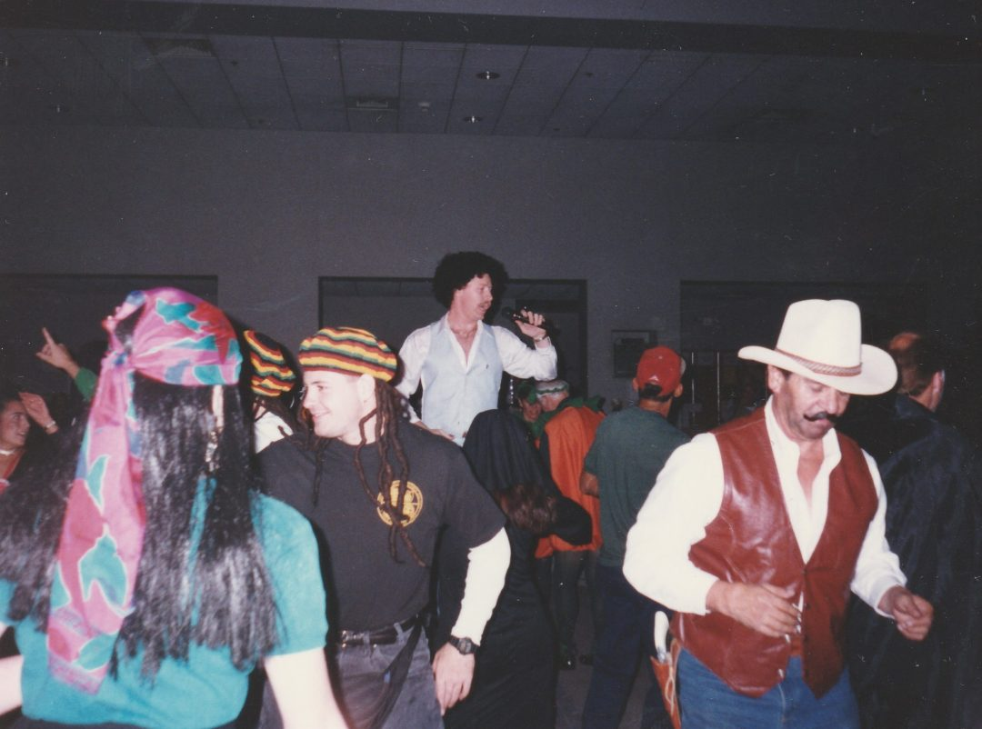 Sacramento business party