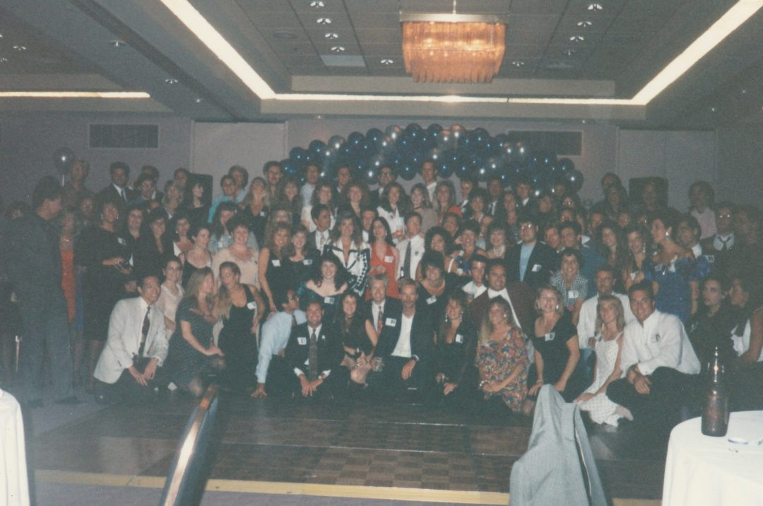Now that's a Dana Hills group photo