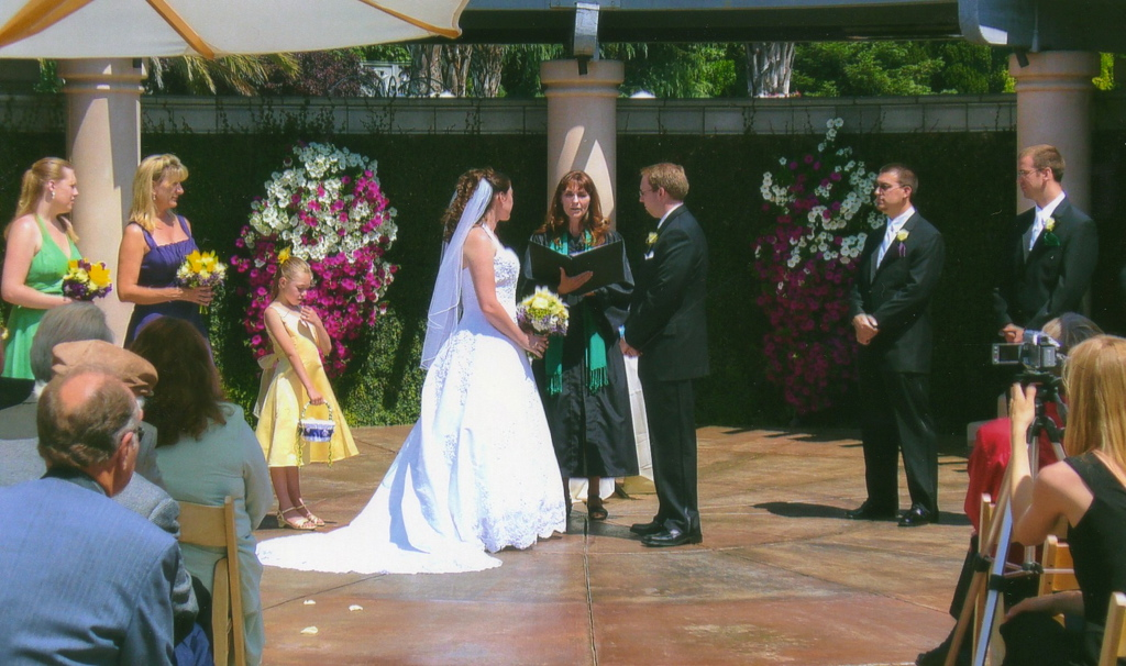 Arden Hills ceremony