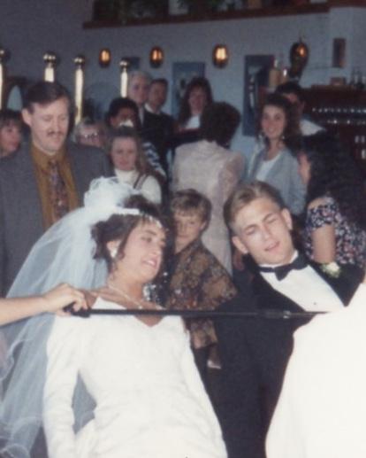 Wedding Limbo in Lake Tahoe area