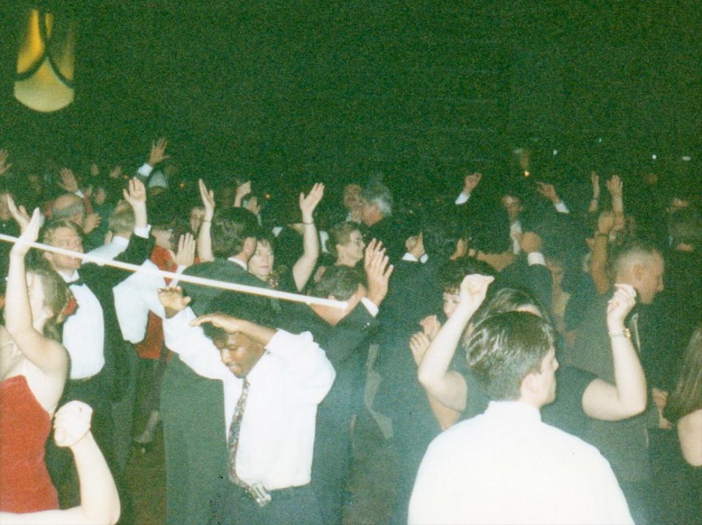 Sacramento Convention Center party