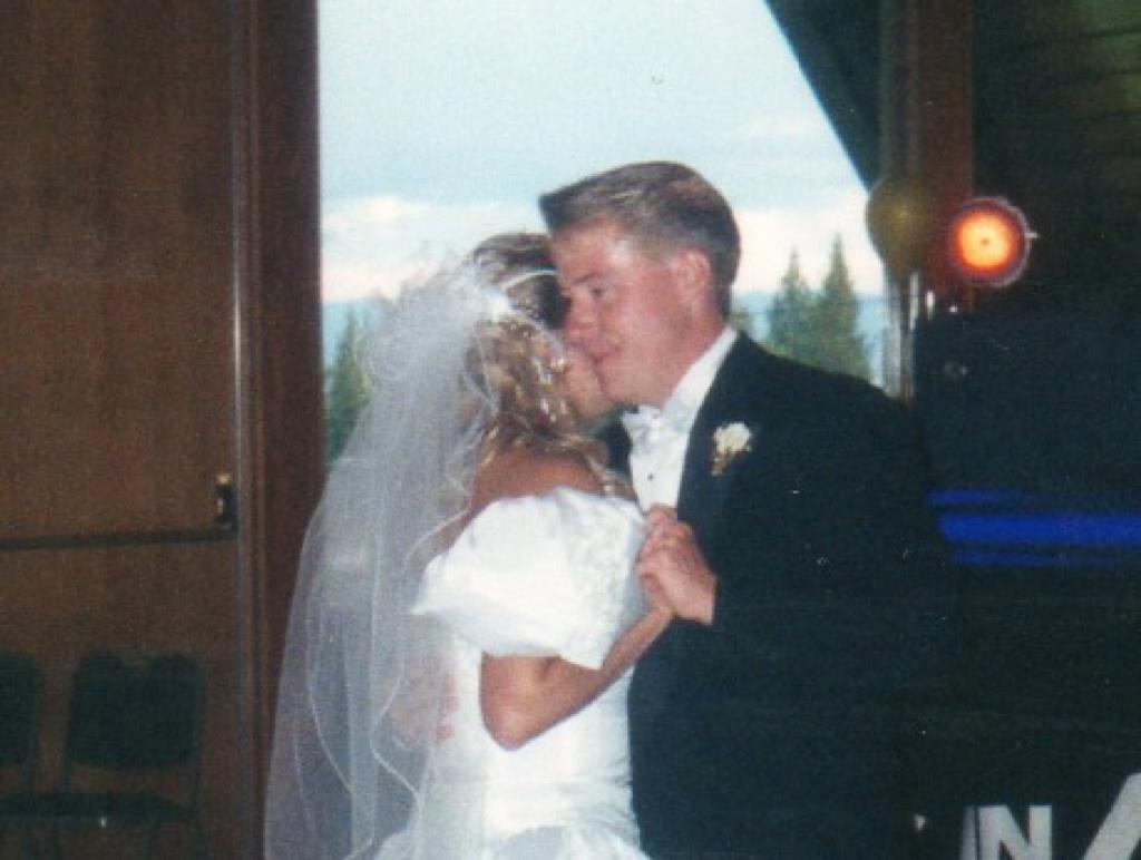 Chateau Lake Tahoe first dance