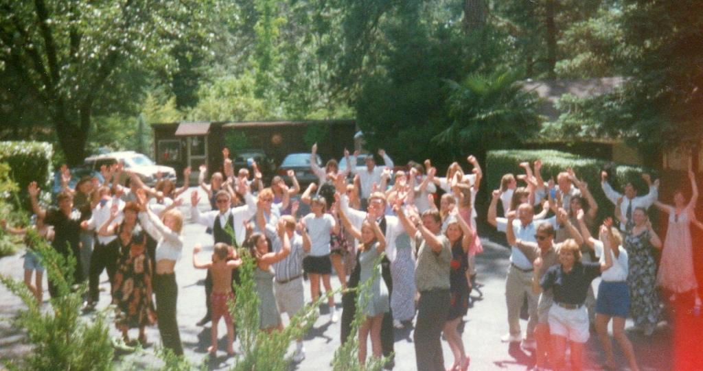 Colfax wedding