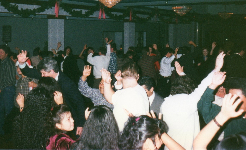 Lions gate Hotel wedding