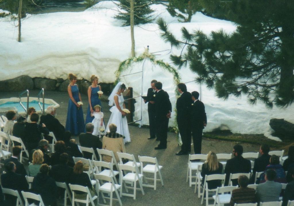 Plumpjacks Squaw ceremony