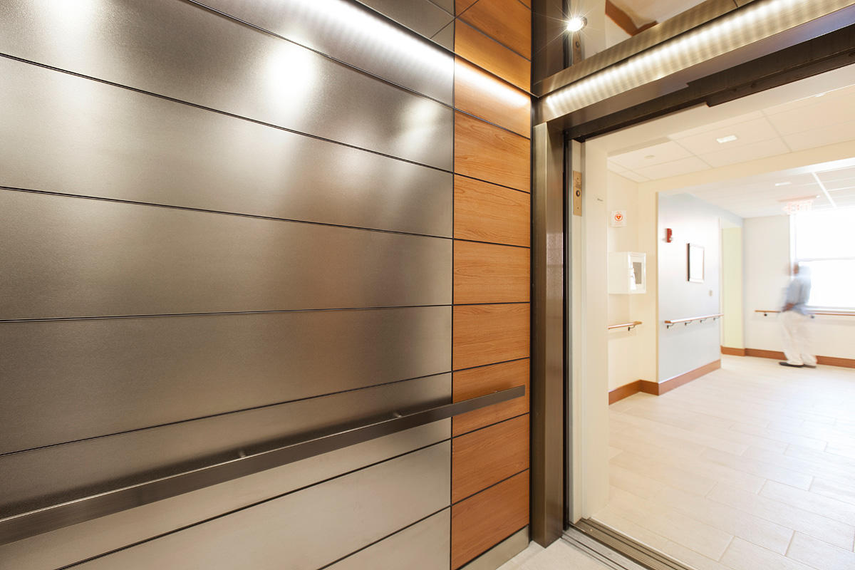 Cladding Systems Wall Interior