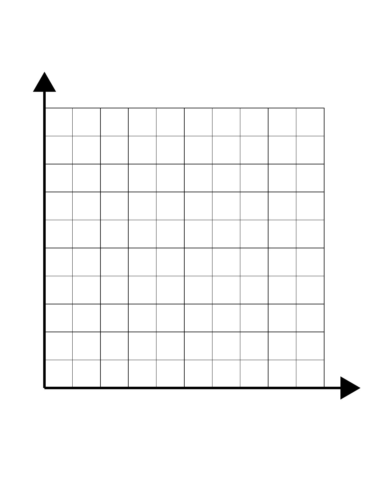 Single Quadrant Cartesian Grid Large Free Download