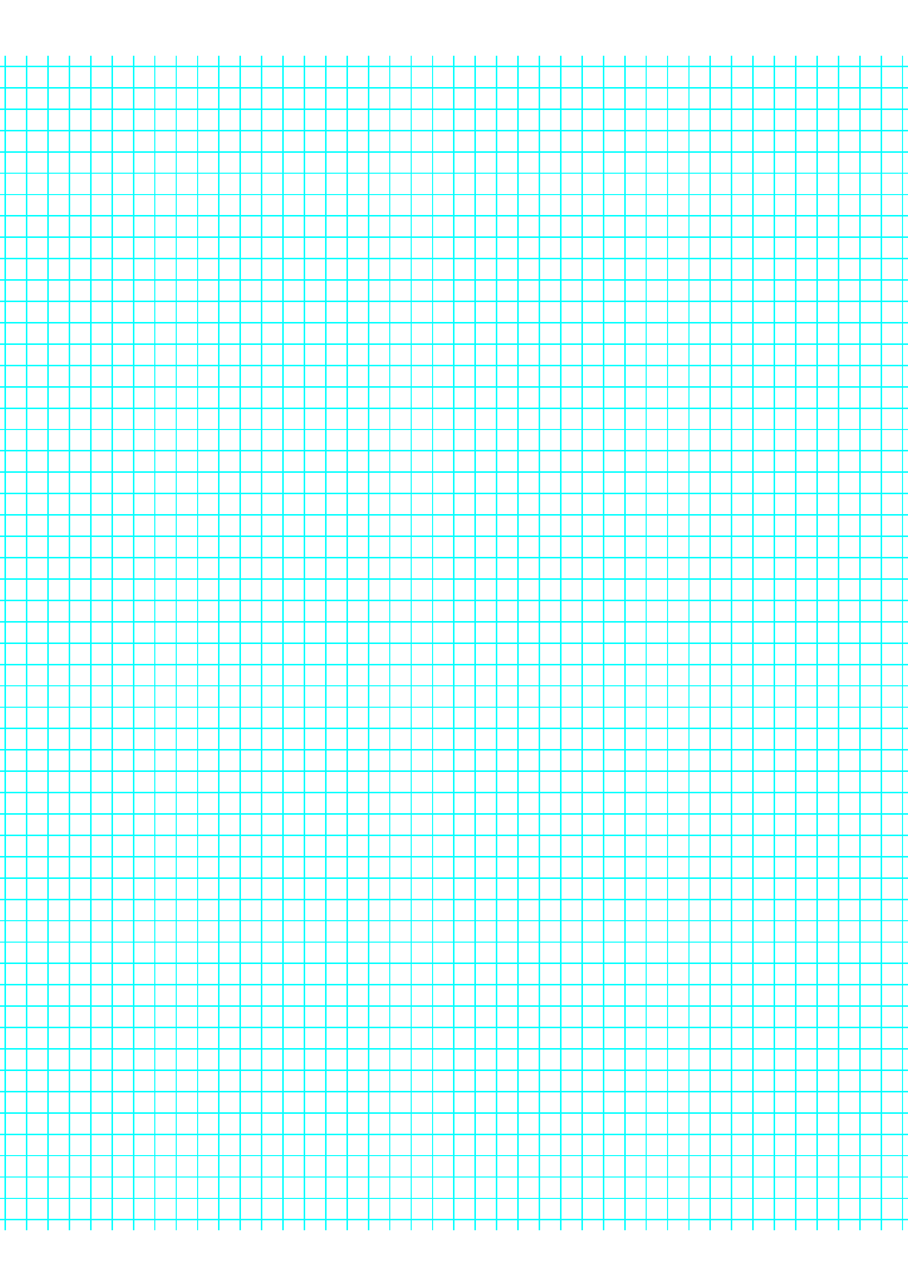 5 Lines Per Inch Graph Paper On Letter Sized Paper Free Download