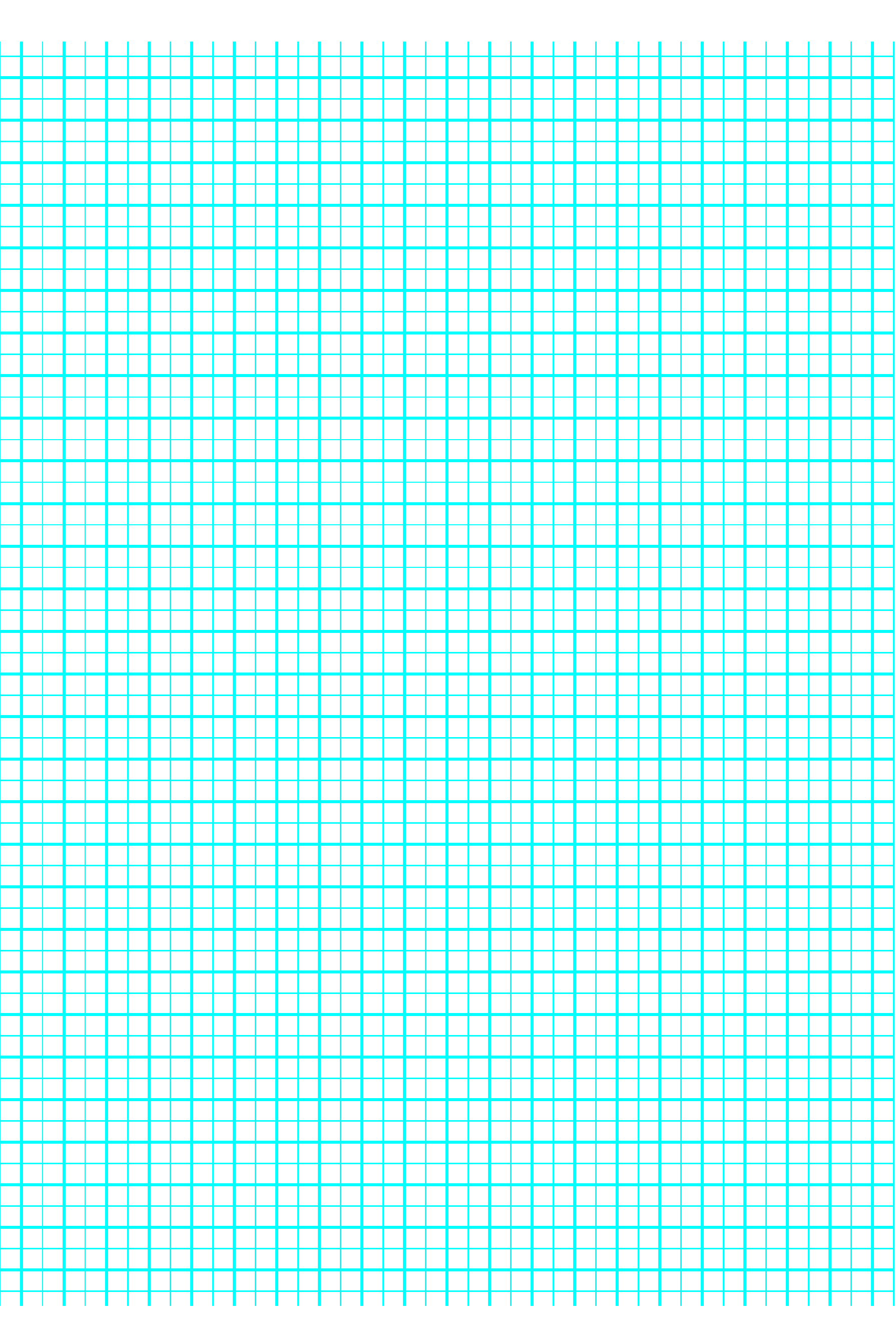1 Line Per 5 Mm Graph Paper On A4 Paper Centimeter Free