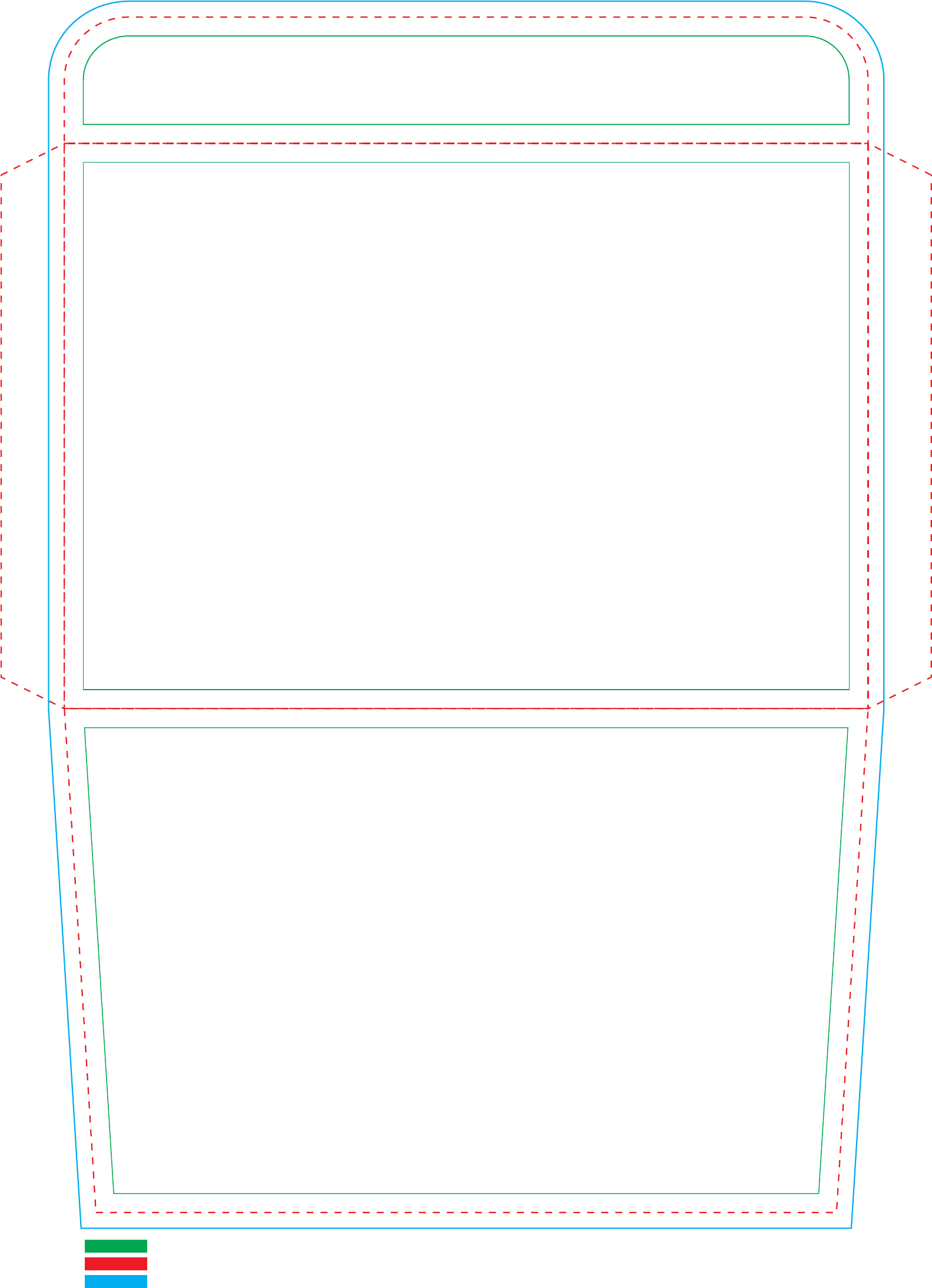 A9 Envelope Size Template