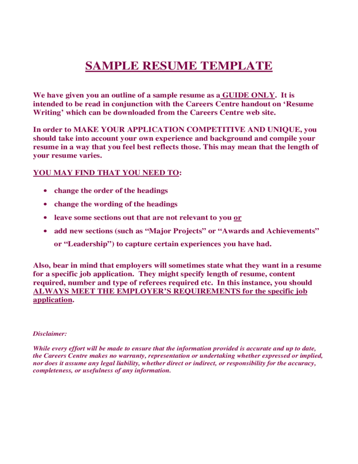 The Best Sample Resume for Sous Chef - Cover Letters and.