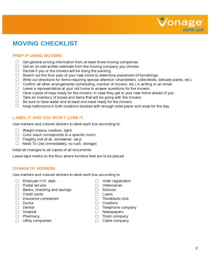 Moving Checklist Template 1000 ideas about moving checklist on – Sample Moving Checklist