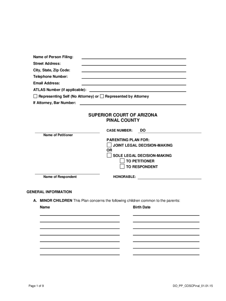 Divorce Forms 266 Free Templates In PDF Word Excel Download