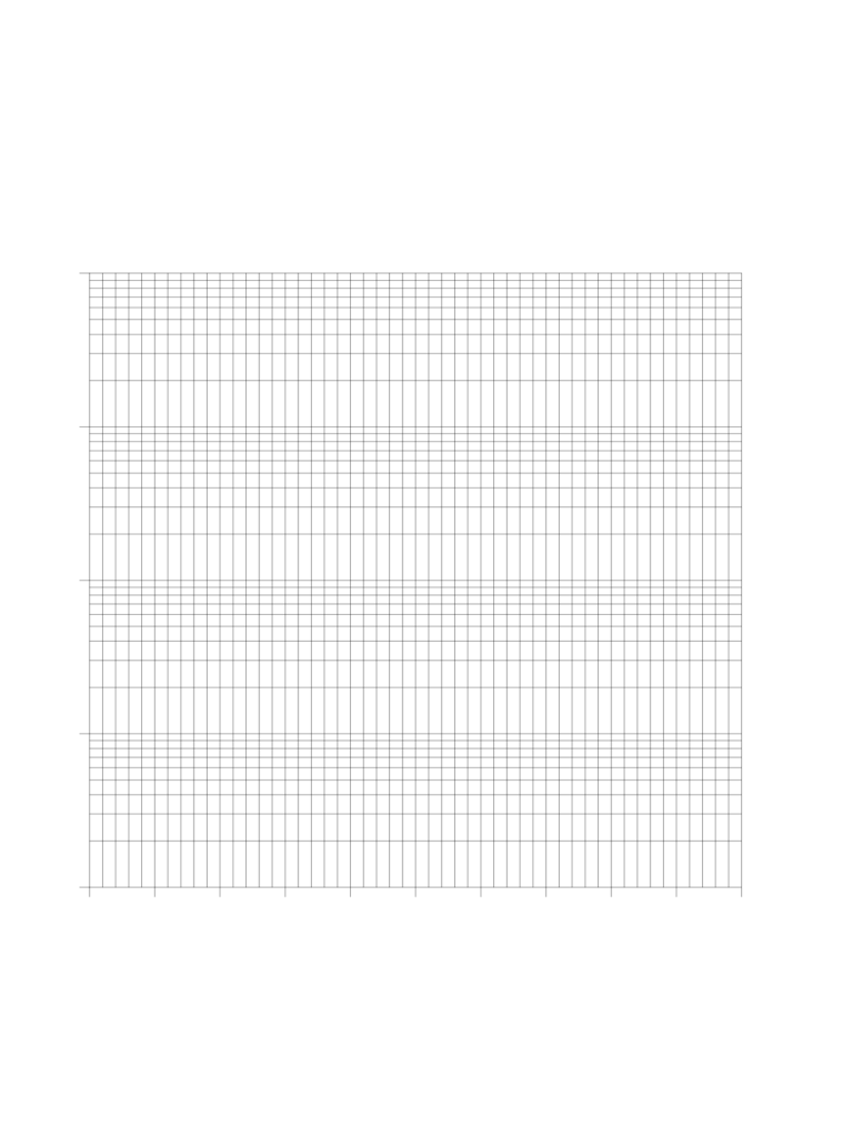 graph paper for word