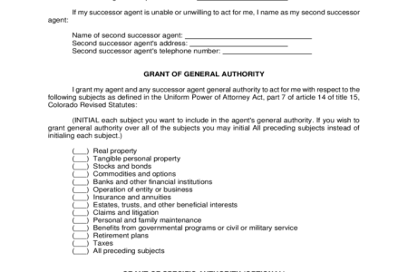 Free Application Form Power Of Attorney Form Nc Dmv Application Form