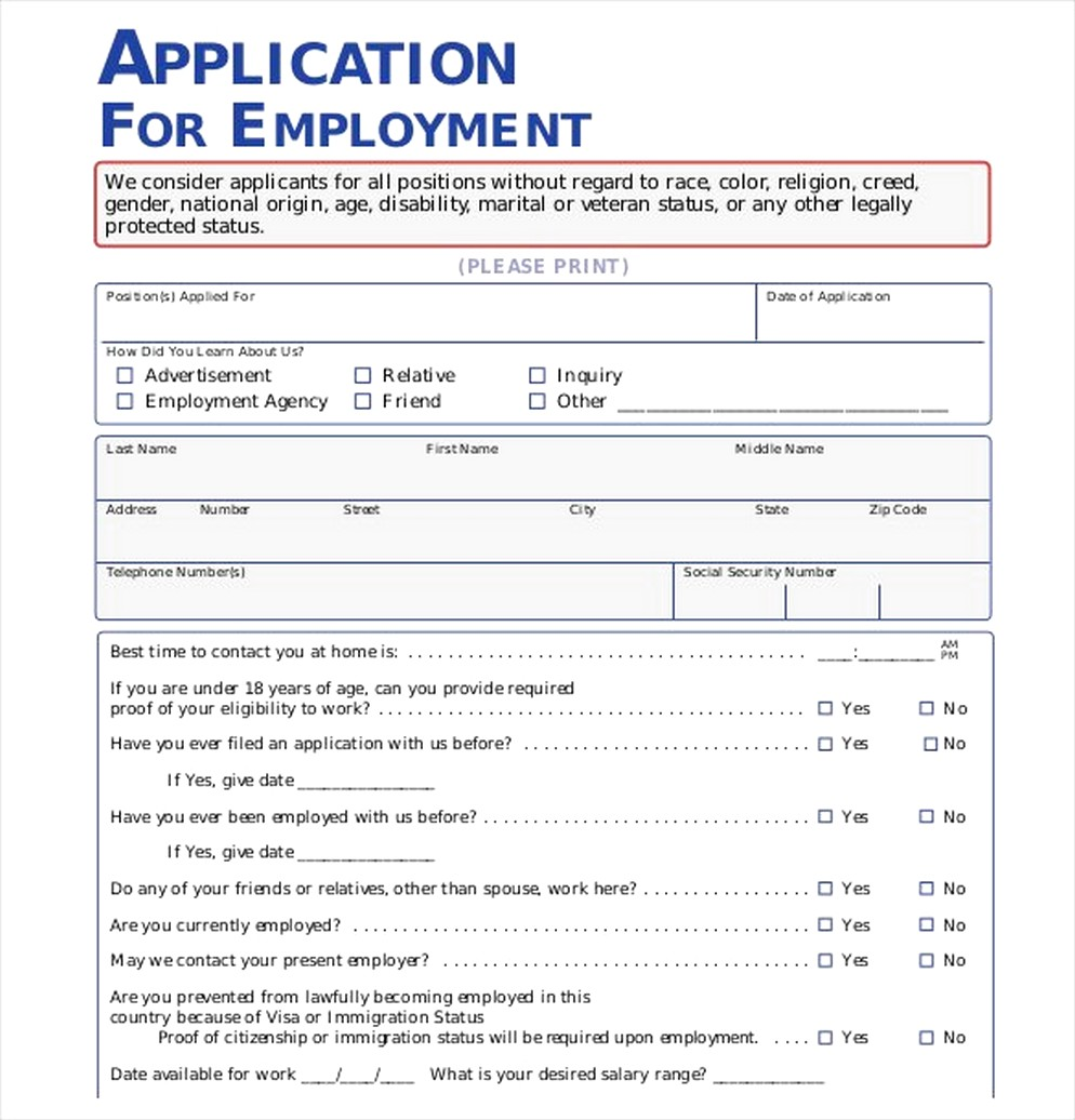 graphic about Printable Job Application Pdf known as The Significance of Jobs Program Pdf - Cost-free Task