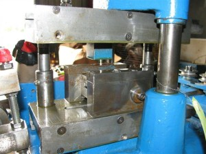 Tishken Four-Post Mechanical Presses