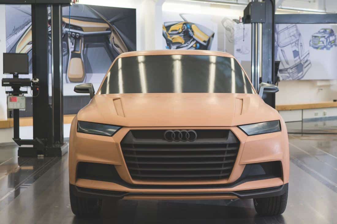 Clay Modeling An Alternative Career - Audi technician salary