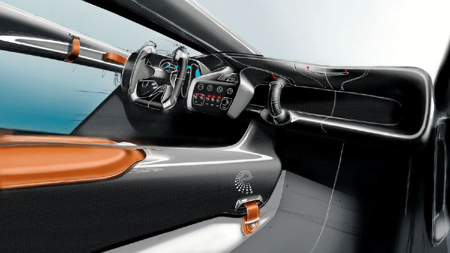 Aston Martin Celebrates 100 Years With Cc100 Speedster Concept