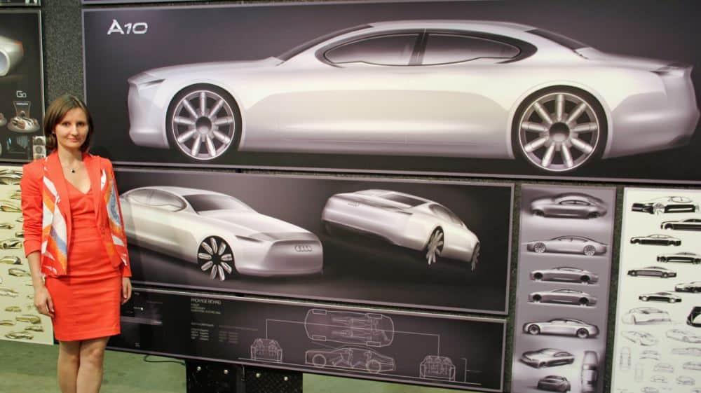 Audi A Concept - Audi a10