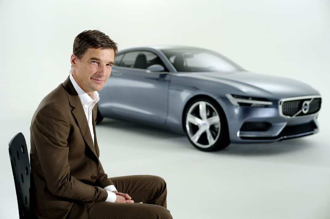 Volvos senior vp on the brands new design language