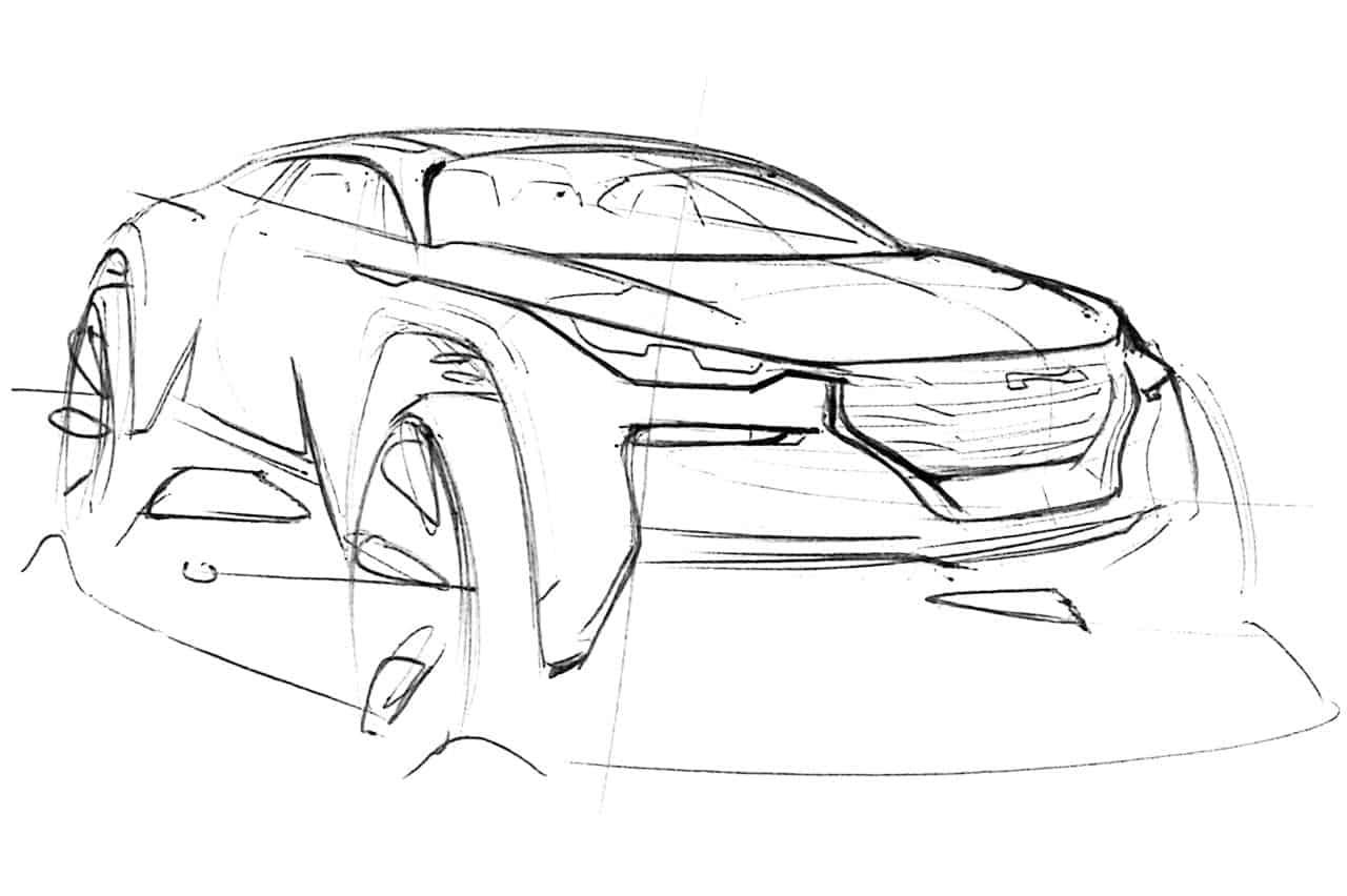 Meet The Designers Hyundai Intrado Concept