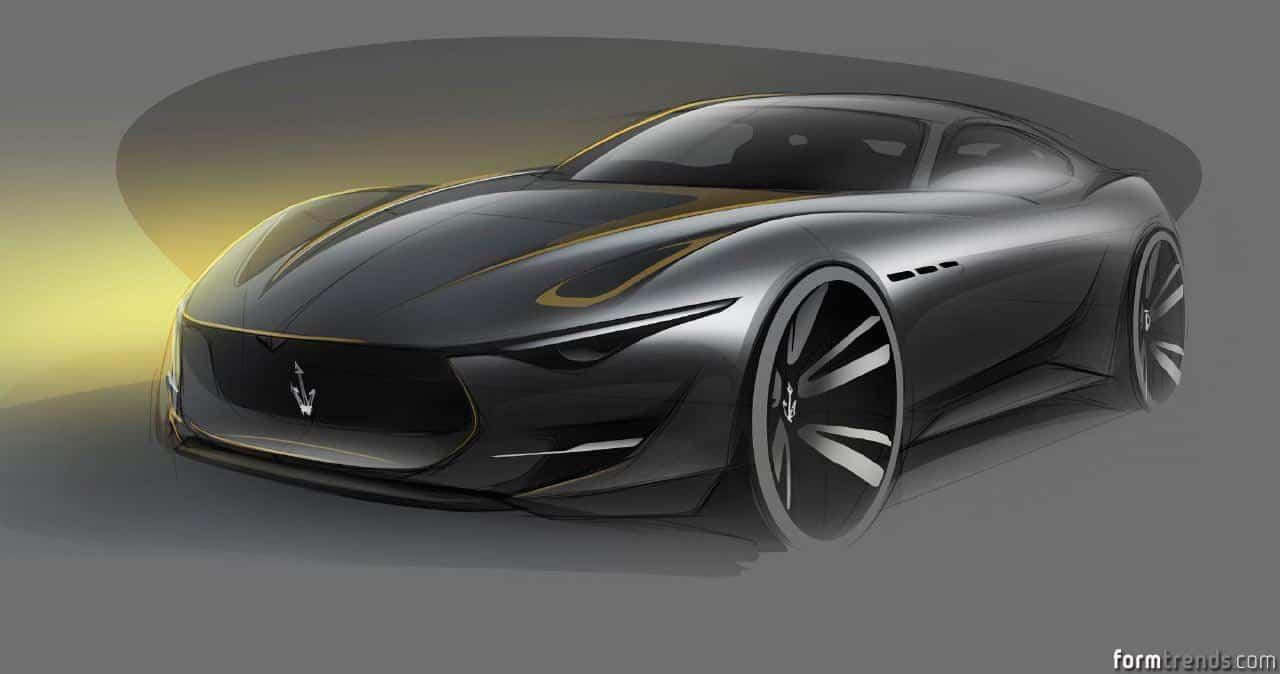 meet the designer  marco tencone on the maserati alfieri concept