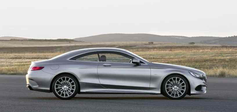 Mercedes-Benz S-Class Coupe (C217)