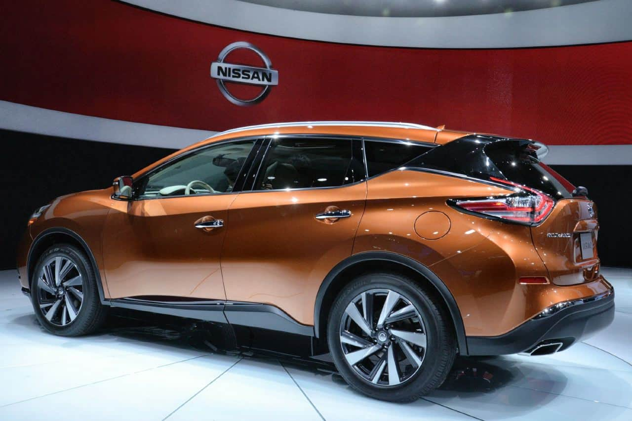 nissan murano the production resonance. Black Bedroom Furniture Sets. Home Design Ideas