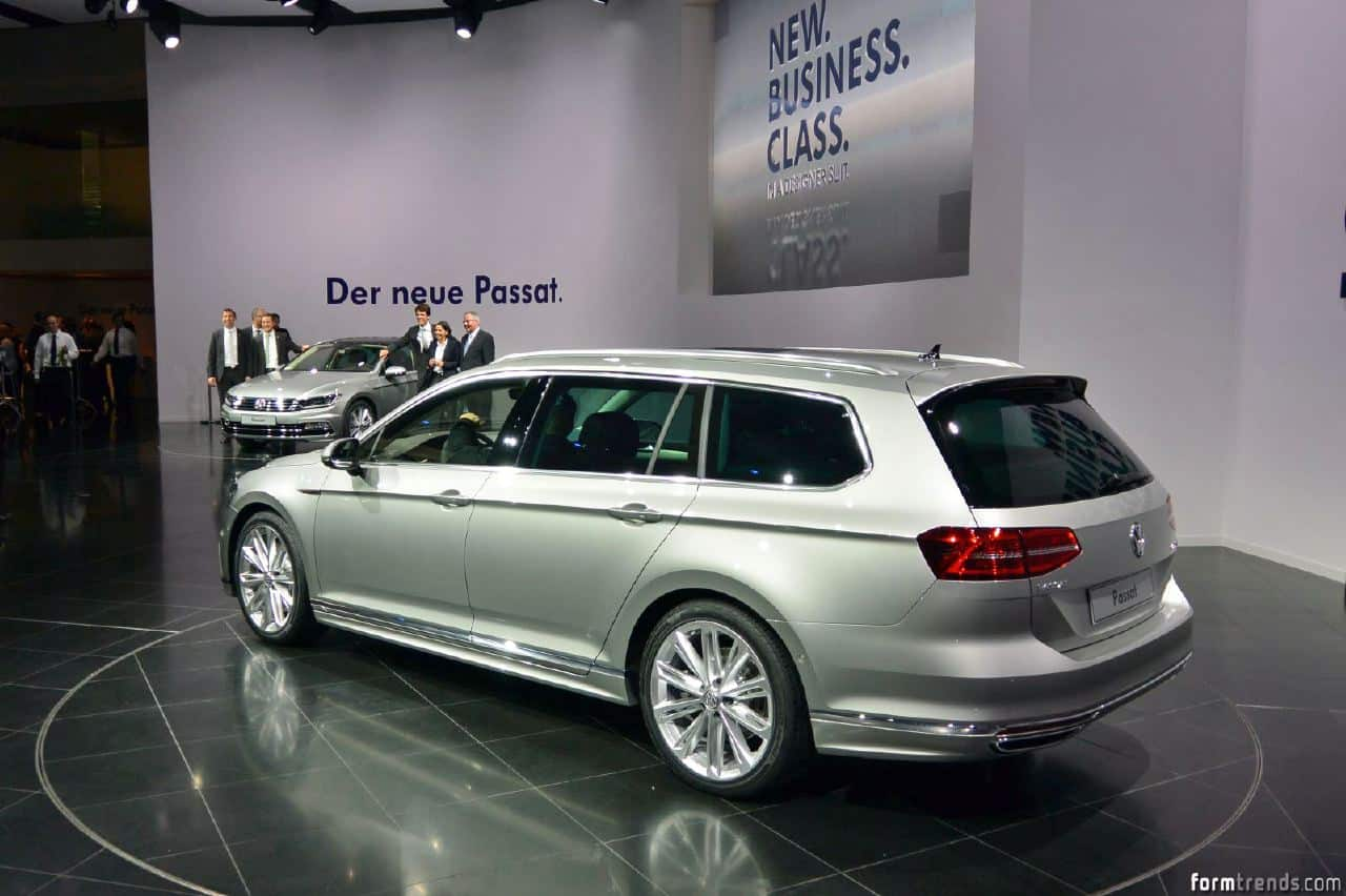 VW Design Director Klaus Bischoff on the New Passat