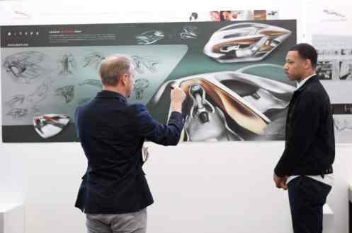 Jaguar Mid Term Review At Academy Of Art
