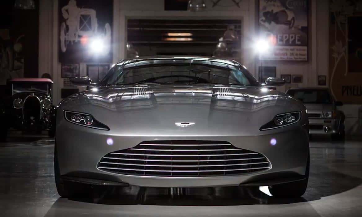 Aston Martin Design Director Marek Reichman On The DB - Aston martin db 10