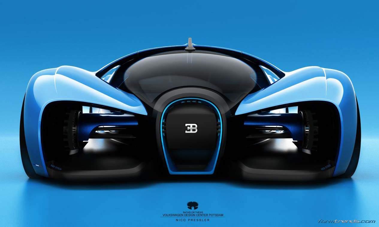 Bugatti concept images