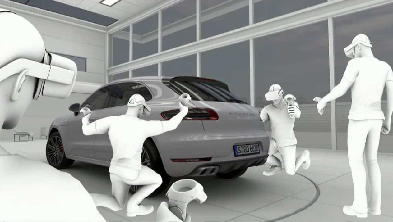 Benefits Of Vr Vs Clay Modeling In The Automotive Industry