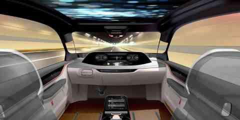 Yanfeng XiM18 interior concept